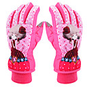 cheap Ski Gloves-Ski Gloves Children's Full-finger Gloves Keep Warm Protective Cloth Cotton Ski / Snowboard Winter