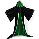 cheap Men's & Women's Halloween Costumes-Elf Pastor Coat Cosplay Costume Witch Broom Halloween Props Masquerade Men's Unisex Adults Adults' Cosplay Lolita Medieval Christmas Halloween Carnival Festival / Holiday Halloween Costumes Outfits