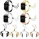 olcso Táska szett-Nézd Band mert Apple Watch Series 4/3/2/1 Apple Modern csat Fém / Rozsdamentes acél Csuklópánt