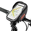 cheap Bike Frame Bags-Bike Handlebar Bag 5.5 inch Cycling for iPhone 8 Plus / 7 Plus / 6S Plus / 6 Plus Black