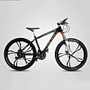 preiswerte Fahrräder-Geländerad Radsport 27 Geschwindigkeit 26 Zoll / 700CC SHIMANO M370 Öl - Scheibenbremse Federgabel Monocoque - Rahmen gewöhnlich Aluminiumlegierung / #
