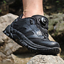 abordables Calzado y Accesorios-Hombre Zapatos de Montañismo TPR / Goma Camping y senderismo / Pesca A prueba de resbalones, Anti-Shake, Listo para vestir Malla respirante Negro