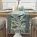 tanie Bieżniki stołowe-Nowoczesny Włókniny Kwadrat Bieżniki Geometric Shape Dekoracje stołowe 1 pcs