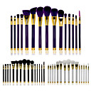preiswerte Make-up-Pinsel-Sets-15pcs Makeup Bürsten Professional Make - Up Pinselset Künstliches Haar Für Reisen / Professionell / vollständige Bedeckung Holz