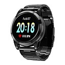 cheap Smartwatches-Indear YY-M11 Smartwatch Smart Bracelet Smartwatch Android iOS Bluetooth Sports Waterproof Heart Rate Monitor Blood Pressure Measurement Touch Screen Stopwatch Pedometer Call Reminder Activity