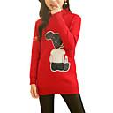 povoljno Haljine za djevojčice-Djeca Djevojčice Kolaž Dugih rukava Džemper i kardigan