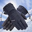 preiswerte Handschuhe-Winterhandschuhe / Skihandschuhe Herrn / Damen Vollfinger Windundurchlässig / Wasserdicht / warm halten Wasserdichter Stoff / Flanell Skifahren / Schnee Sport / Snowboarding Herbst / Winter