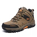 cheap Footwear & Accessories-Men's Hiking Shoes / Mountaineer Shoes Hiking / Mountaineering Wearable, Outdoor, Anti-skidding / Non-Skid / Antiskid Terry Army Green / Grey / Khaki