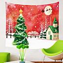 cheap Wall Decor-Envelope / Rectangular Wall Decor 100% Polyester Modern Wall Art, Wall Tapestries Decoration