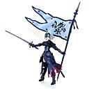 billige Anime actionfigurer-Anime Action Figurer Inspirert av Skjebne / Grand Order Jeanne d'Arc PVC 12 cm CM Modell Leker Dukke
