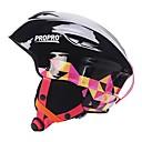 お買い得  スキーヘルメット-スキーヘルメット フリーサイズ スノーボード スキー 耐衝撃 軽量 暖かい / 熱 EPS+EPUレザー ABS樹脂 CE EN 1077 SGS