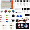 billige Motor & deler-taster universal komponent kit 503b for arduino elektroniske hobbyister