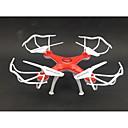olcso RC quadcopterek és drónok-RC Airplane XQ005 2,4 G 10 km / h KM / H Gyárilag összeszerelt