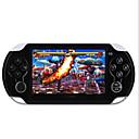"""billige Spillekonsoller-bærbar 8gb 4,3 """"PSP 2000games håndholdt videospilkonsol mp5 afspiller kit"""