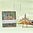 preiswerte Weinflaschen Gastgeschenke-Nicht-individualisiert Zink Legierung Druckguss Flaschenöffner Hochzeit Bottle Favor