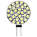 hesapli LED Çift-Pimli Işıklar-SENCART 1pc 3 W 180 lm G4 LED Bi-pin Işıklar T 30 LED Boncuklar SMD 2835 Dekorotif Sıcak Beyaz / Beyaz 12 V