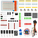 cheap Motherboards-KEYES Universal Component Kit 503A for Arduino Electronic Hobbyists