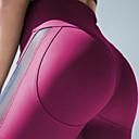 ieftine Îmbrăcăminte de Fitness, Alergat & Yoga-Pentru femei Sexy / Peteci Pantaloni de yoga - Negru, Fucsia, Verde Sport Modă Plasă Talie Inaltă Dresuri Ciclism / Leggings Alergat, Fitness, Sală de Fitness Îmbrăcăminte de Sport  Butt Lift / Iarnă