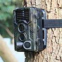 billige Overvåkningskameraer-Jakt Trail Kamera / speider kamera 850 nm 3.1 mm 8MP Farger CMOS 1080P