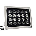 billige Sensorer og alarmer-fabrikk oem infrarød belysningslampe aj-bg2020hw for sikkerhetssystemer 18 * 14 * 11,5 cm 1,2 kg