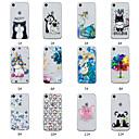 hesapli iPhone Kılıfları-Pouzdro Uyumluluk Apple iPhone XR / iPhone XS Max Süslü / Temalı Arka Kapak Hayvan / ağaç / Çiçek Yumuşak TPU için iPhone XS / iPhone XR / iPhone XS Max