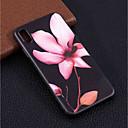 hesapli iPhone Kılıfları-Pouzdro Uyumluluk Apple iPhone XR / iPhone XS Max Temalı Arka Kapak Çiçek Yumuşak TPU için iPhone XS / iPhone XR / iPhone XS Max