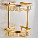 billige Såpekopper-Hylle til badeværelset Nytt Design / Kul Moderne Metall 1pc Vægmonteret