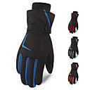 cheap Softshell, Fleece & Hiking Jackets-Sports Gloves Winter Gloves Ski Gloves Men's Women's Snowsports Full Finger Gloves Winter Waterproof Windproof Warm Nylon Spinning Cotton Skiing Snowsports Snowboarding
