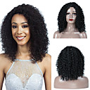 cheap Synthetic Capless Wigs-Synthetic Wig Straight Style Bob Capless Wig Black Natural Black Synthetic Hair 12 inch Women's Party / Easy to Carry / Women Black Wig Short Cosplay Wig / Yes