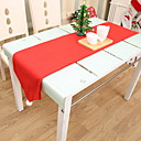 cheap Table Runners-Contemporary Nonwoven Square Table Runner Geometric Table Decorations 1 pcs