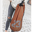cheap Backpacks-Women's Bags Nylon Backpack Hollow-out Black / Dark Brown / Wine