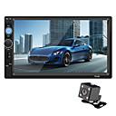 halpa DVD-soittimet autoon-SWM 7010B 7 inch 2 Din Muut käyttöjärjestelmät Auton MP5-soitin / Auton MP4-soitin / Auton MP3-soitin Kosketusnäyttö / Sisäänrakennettu Bluetooth / Ohjauspyörän säätö varten Universaali Tuki WMV