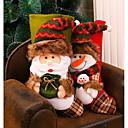 ieftine Rochii Fete-ornamente / favoare decor partid partid / seara / Crăciun creativ / om de zăpadă / santa se potrivește stofa demin / flanel