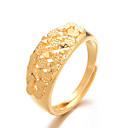 povoljno Modno prstenje-Žene Prsten Prilagodljivi prsten 1pc Zlato Pozlaćeni dame Luksuz Hiperbola Vjenčanje Dar Jewelry Klasičan Slatko