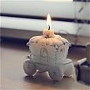 preiswerte Weihnachtsdeko-romantische neueste Kerze bevorzugen elegante Kürbiswagenkerzengeschenk-Hochzeitsgeschenke