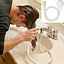 cheap Bathroom Gadgets-1pc Faucet Shower Head Spray Drains Strainer Hose Sink Washing Hair Wash Shower