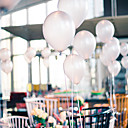 billige Bryllupsdekorasjoner-Ballong Lasteks 50 stk Ferie
