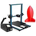 tanie Drukarki 3D-geeetech a30 aluminiowa profilowa drukarka 3d na biurko - niebieska