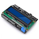 cheap Modules-1602 Shield Module LCD Display V3 for Arduino UNO R3 MEGA2560 Nano