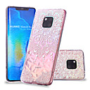 رخيصةأون حافظات الهواتف المحمولة-غطاء من أجل Huawei Huawei Mate 20 Lite / Huawei Mate 20 Pro نموذج غطاء خلفي ماندالا نمط ناعم TPU إلى Huawei Nova 3i / Huawei P smart / Huawei P Smart Plus