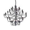 preiswerte Kuchenbackformen-Ecolight™ Kerzen-Stil Kronleuchter Raumbeleuchtung Galvanisierung Metall Kreativ, Neues Design, Candle-Art 110-120V / 220-240V / E12 / E14 / FCC
