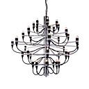 preiswerte Kronleuchter-Ecolight™ Kerzen-Stil Kronleuchter Raumbeleuchtung Galvanisierung Metall Kreativ, Neues Design, Candle-Art 110-120V / 220-240V / E12 / E14 / FCC