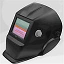 abordables Accessoires de pêche-masque de soudure photoélectrique automatique solaire modèle noir