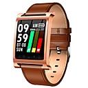 baratos Eletrônicos com Desconto-BoZhuo K6 pro Pulseira inteligente Android iOS Bluetooth Esportivo Impermeável Monitor de Batimento Cardíaco Medição de Pressão Sanguínea Tela de toque Podômetro Aviso de Chamada Monitor de Sono