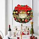abordables Decoraciones Navideñas-Decoraciones de vacaciones Decoraciones Navideñas ornamentos de Navidad Decorativa Multicolor 1pc