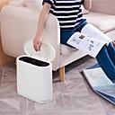 זול פח אשפה-ארגון המטבח קופסאות אחסון פלסטיק אחסון / קל לשימוש 1pc