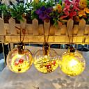 olcso Színpadi fények-Karácsonyi fények / Karácsony / Karácsonyi díszek Karácsony / Ünneő / Karácsonyfa PVC karácsonyfa / Körkörös Parti / Újdonságok Karácsonyi dekoráció