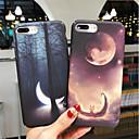 povoljno Maske za mobitele-Θήκη Za Apple iPhone XS / iPhone XR / iPhone XS Max Sjaji u mraku / Uzorak Stražnja maska Krajolik Tvrdo PC