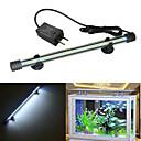 billige Kjøkkenredskap-Fisk Akvarier Led Lys Hvit Holdbar LED-lampe V Plast