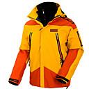 cheap Snowboard, Ski Helmets-Men's Ski Jacket Windproof Waterproof Thermal / Warm Skiing Camping / Hiking Snowboarding 100% Polyester Winter Jacket Ski Wear